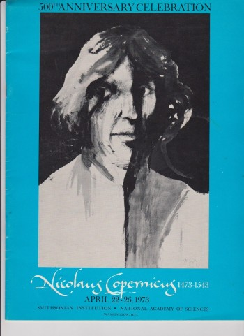 Image for The Nature of scientific discovery: in observance of the 500th anniversary of the birth of Nicolaus Copernicus . . . April 22-26, 1973 . . . Fifth International Symposium of the Smithsonian Institution